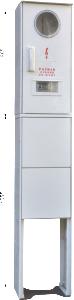 MRO1 320x665x235   Свобоностоящые уземные шкафы